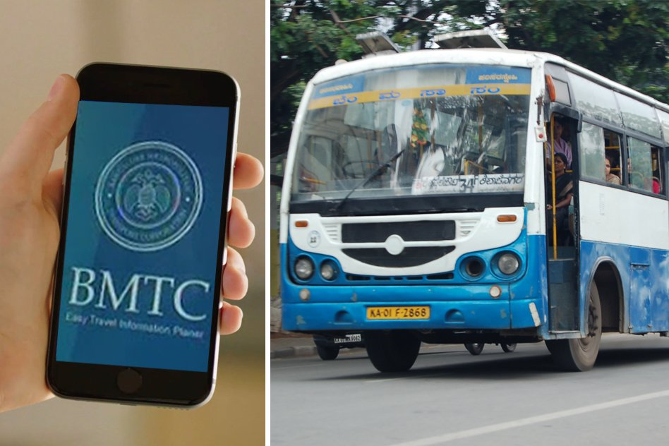 Bengaluru Gets An Intelligent Transport System To Track Its Buses. Read To Know