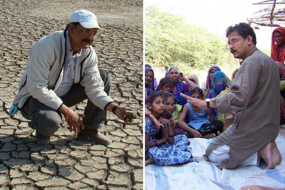 Meet Biplab Ketan Paul,  Who Converted 40,000 Acres Of Arid Land Into Productive Farms