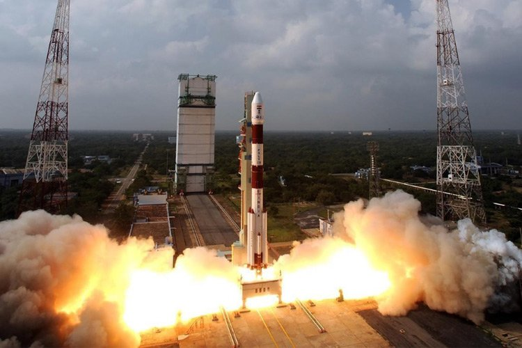 Among The 20 Satellite Launched Yesterday, One Was Built By A College In Chennai