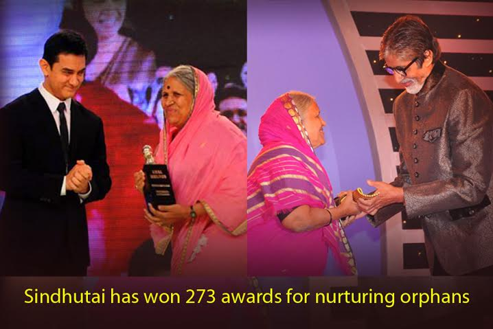 Meet Sindhutai, The Mother Of A Thousand Orphans And Receiver Of 273 Awards