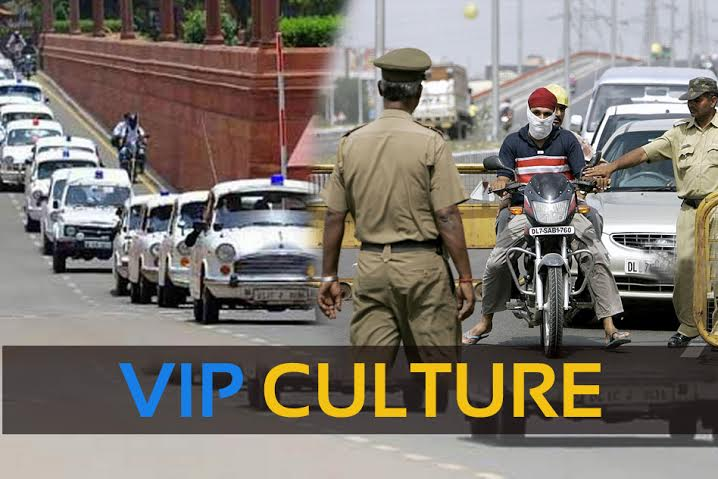 VIP Culture Should Be Purged From Our Democracy