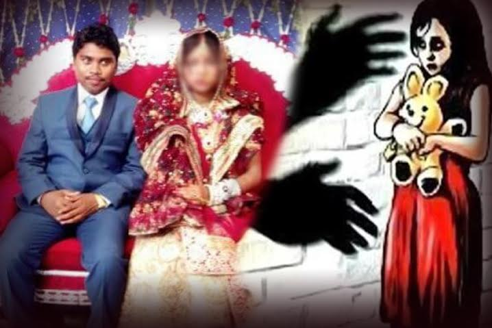 Jharkhand Political Party Chiefs Son Marries An 11-Year-Old Girl And Lands In Trouble