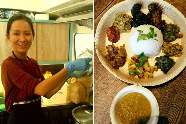 This Manipuri Woman Is Winning Belgians Hearts With Her Cuisine