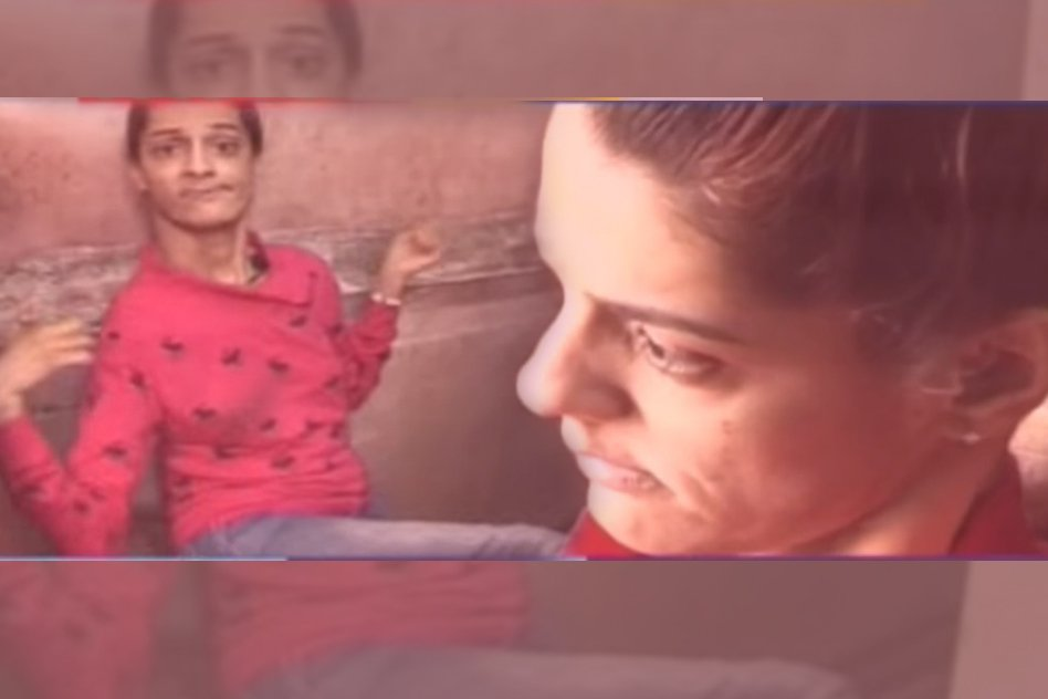 [Watch/Read] Despite Her Body Being 80% Disabled, She Runs A Business In Rajkot, Gujarat