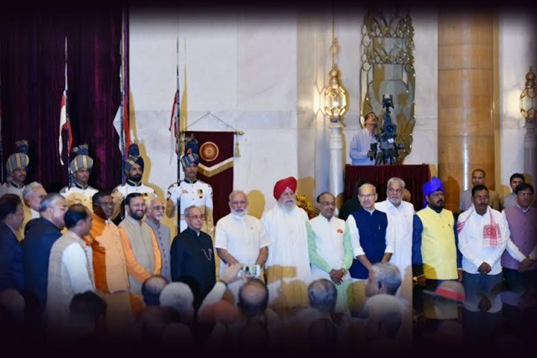 Narendra Modi's New Cabinet Occupied By Lawyers, Doctors And PhD Holders