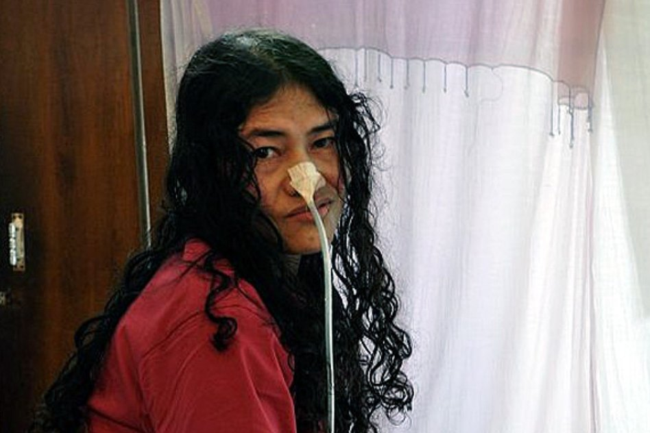 Iron Lady Irom Sharmila To Break Her Fast After 16 Years, Will Contest Election Next Year