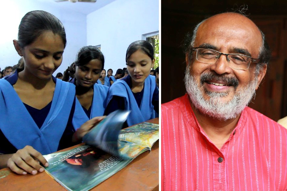 Kerala Finance Minister Allots Rs 10,000 Crore For Government Schools