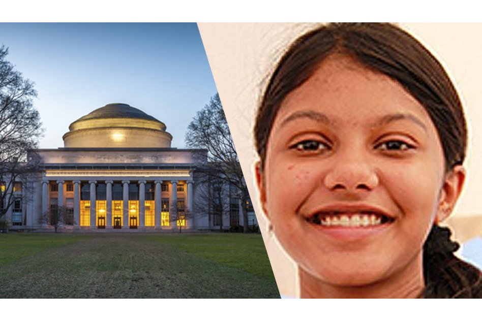 17-Yr-Old Homeschooled Mumbai Girl Gets Admission Into MIT