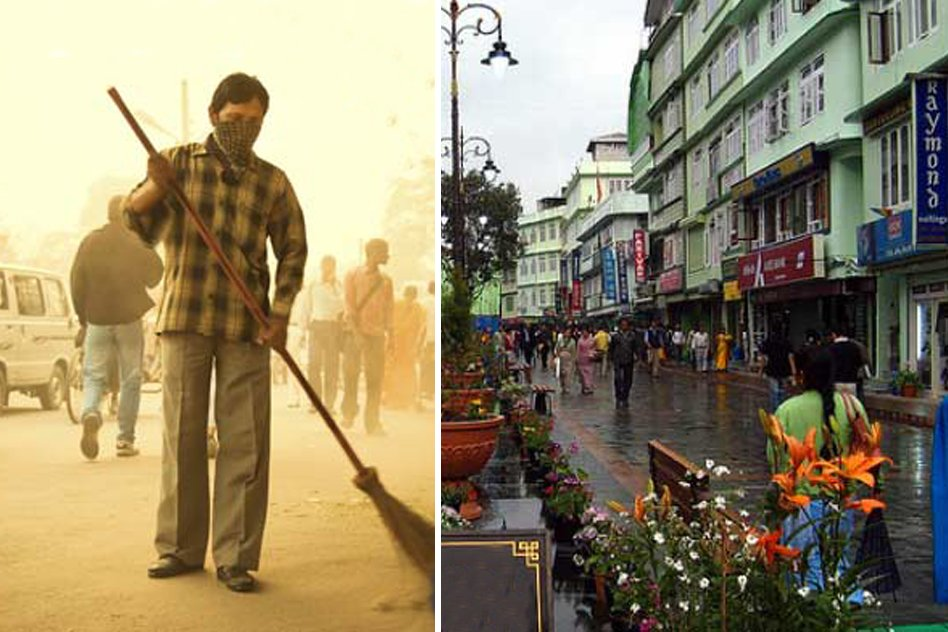 Sikkim Announced The Cleanest State In Nationwide Rural Cleanliness Survey, UP, Jharkhand Among The Worst Performers