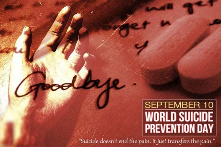 Every 40 Seconds A Life Is Lost Through Suicide, Know How You Can Prevent It
