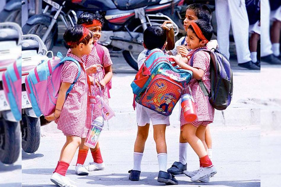 No School Bags Or Homework For Classes 1 & 2, Says CBSE