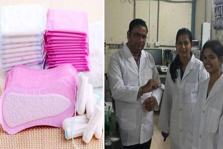 IIT Hyderabad Engineers Develop Eco-Friendly Sanitary Napkins, Better Than Other Napkins Available