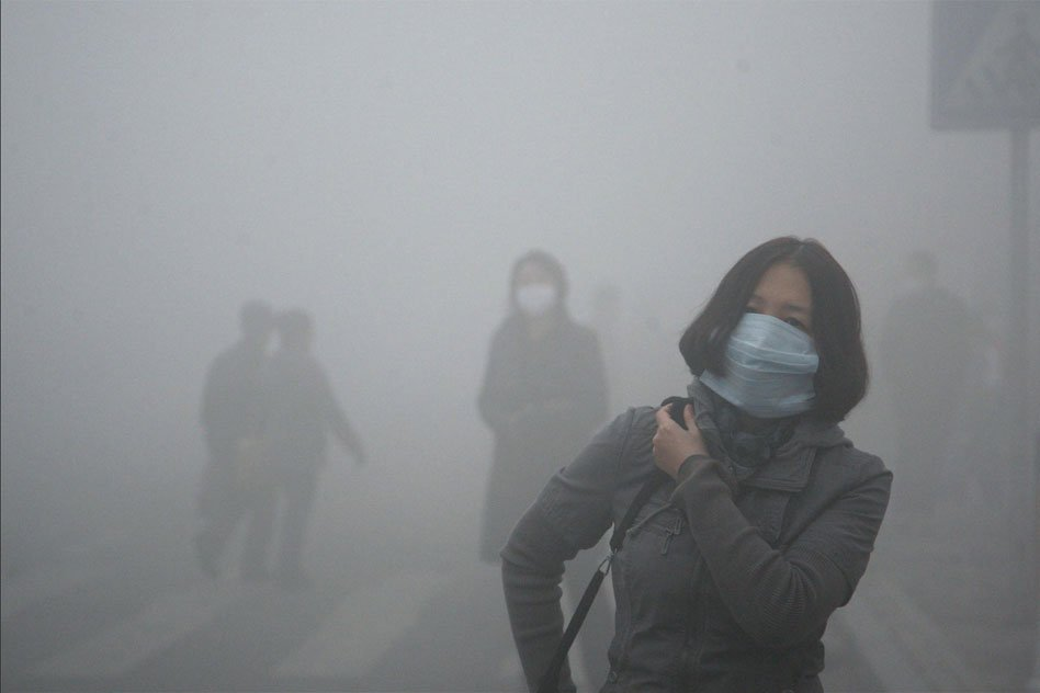Air Pollution Could Have Killed 6 Lakh Indians In 2012 Claims WHO