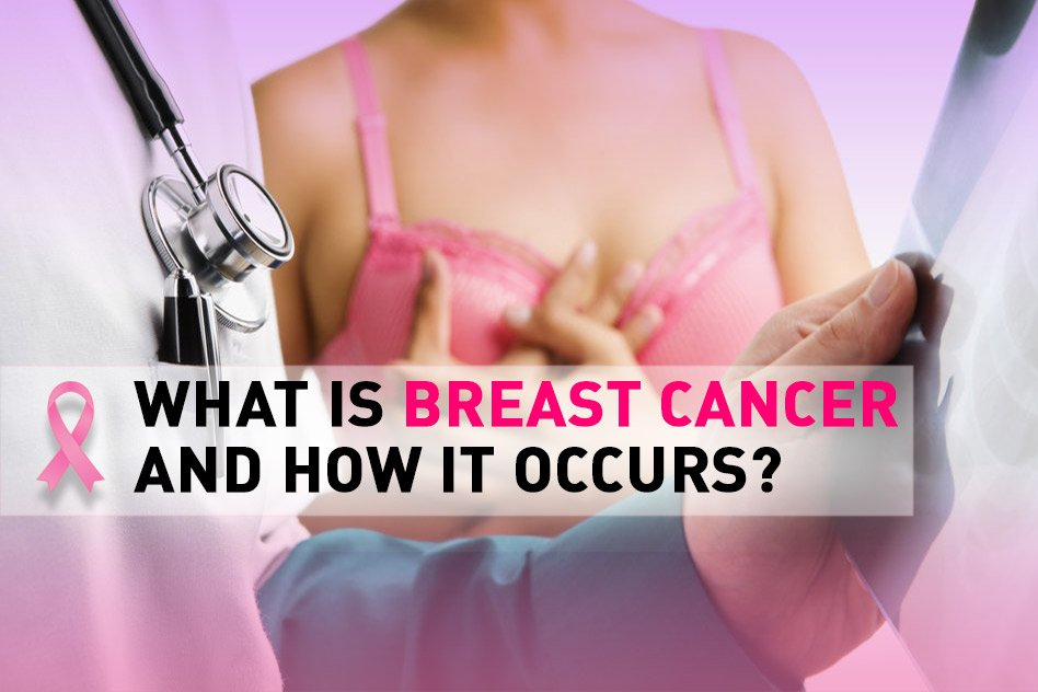 What Is Breast Cancer And How Does It Occur: Breast Cancer Awareness Month