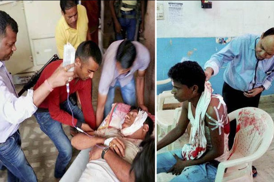 Jharkhand: 4 Villagers Killed, 40 Injured In Police Firing Over NTPC Land Issue