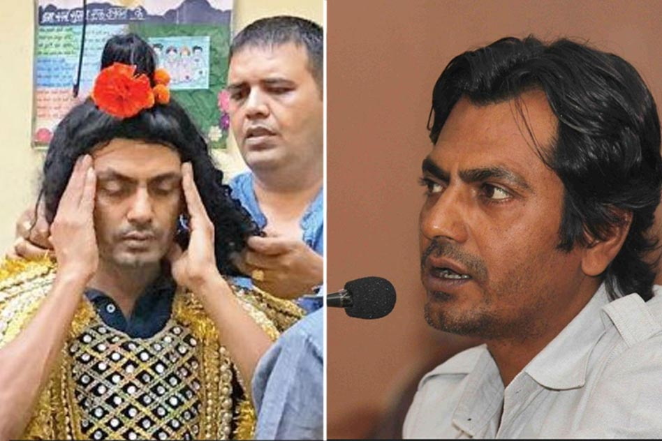 Goons Take Over Rationality: Nawazuddin Siddiqui Forced To Pull Out Of Ramleela At His Native Village