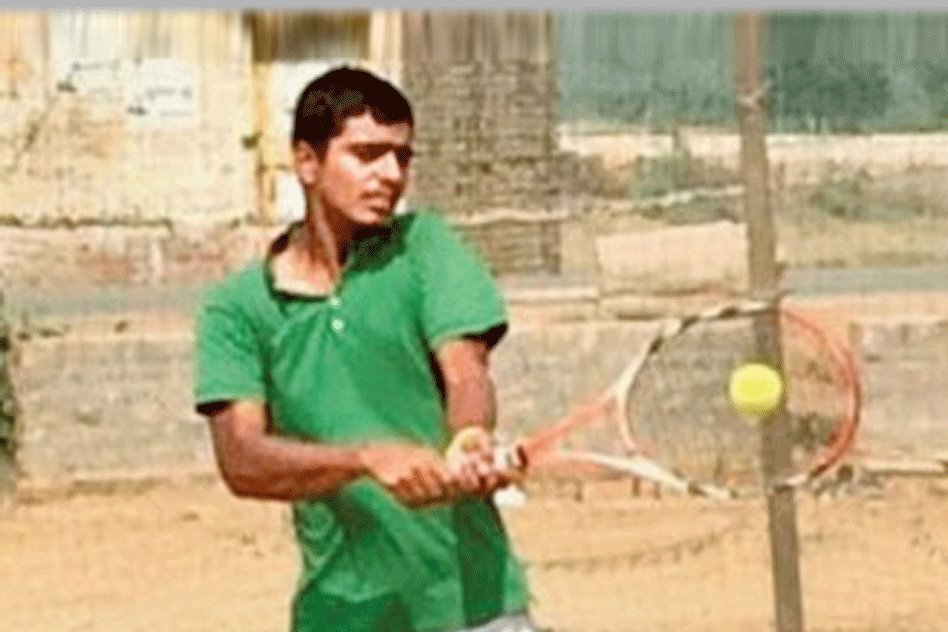 13-Year-Old Boy Trained At Agricultural Field, Goes On To Win National Tennis Championship