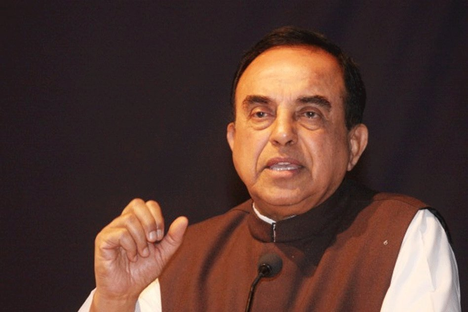 Subramanian Swamy To Move To SC Asking Government To Replace Foreign Institutions With Indian Banks In GSTN