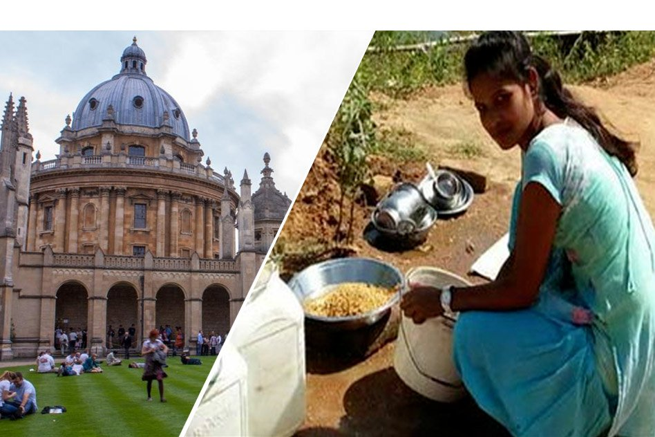 A Tribal Girl From Madhya Pradesh Is All Set To Study In Oxford University
