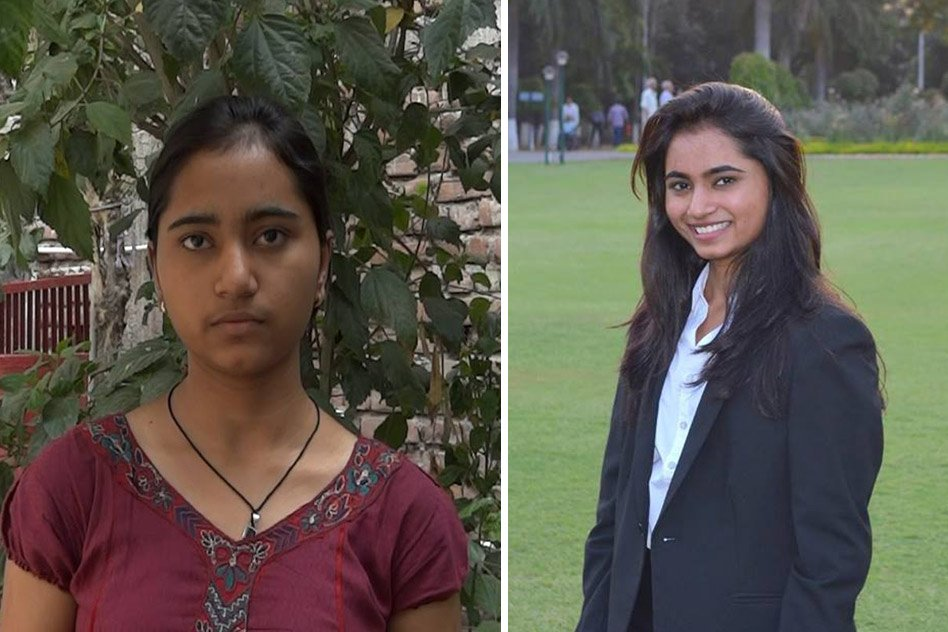 A Single Story In Two Photos: From Selling Newspapers On The Roadside Shop To Graduating From IIT