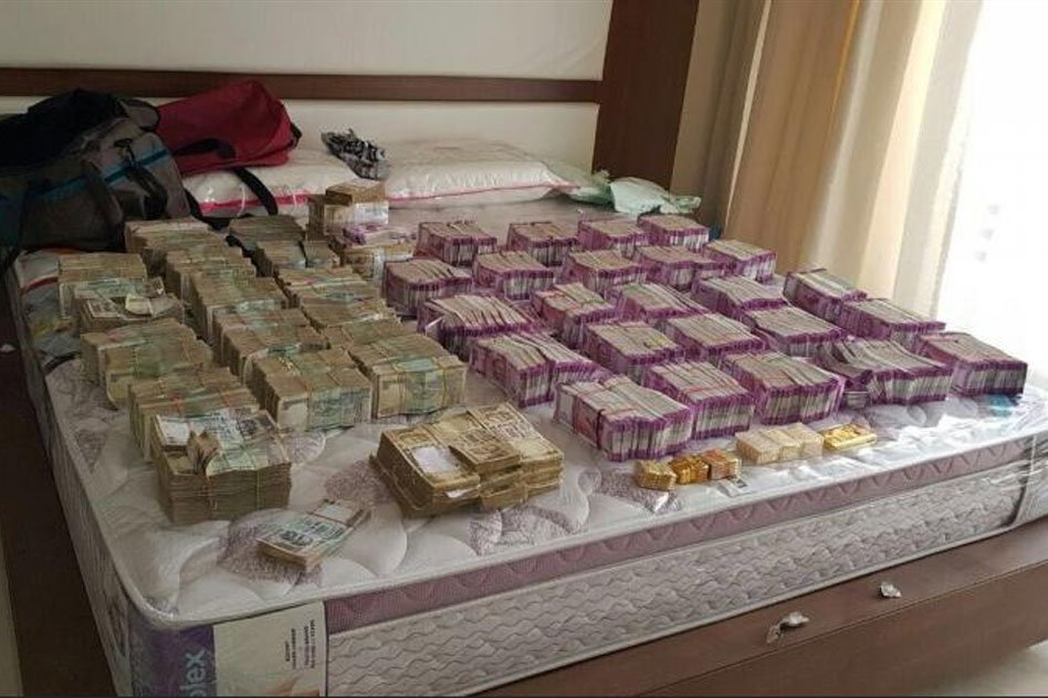 New Notes Of Rs 2000 Worth Rs 4.7 Crore Found In Income Tax Raids In Bengaluru