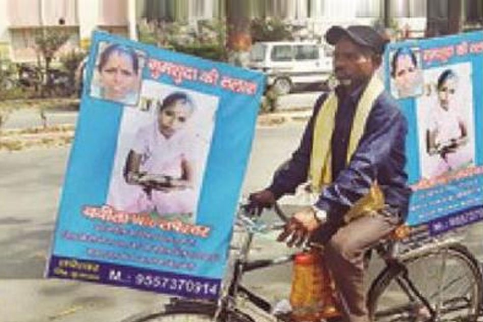 A 40-Year-Old Man Found His Wife After 9 Months Of Search On His Bicycle