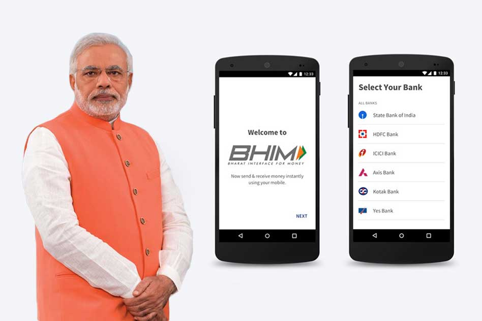 PM Modi Launches Mobile Payment App BHIM; Know About It