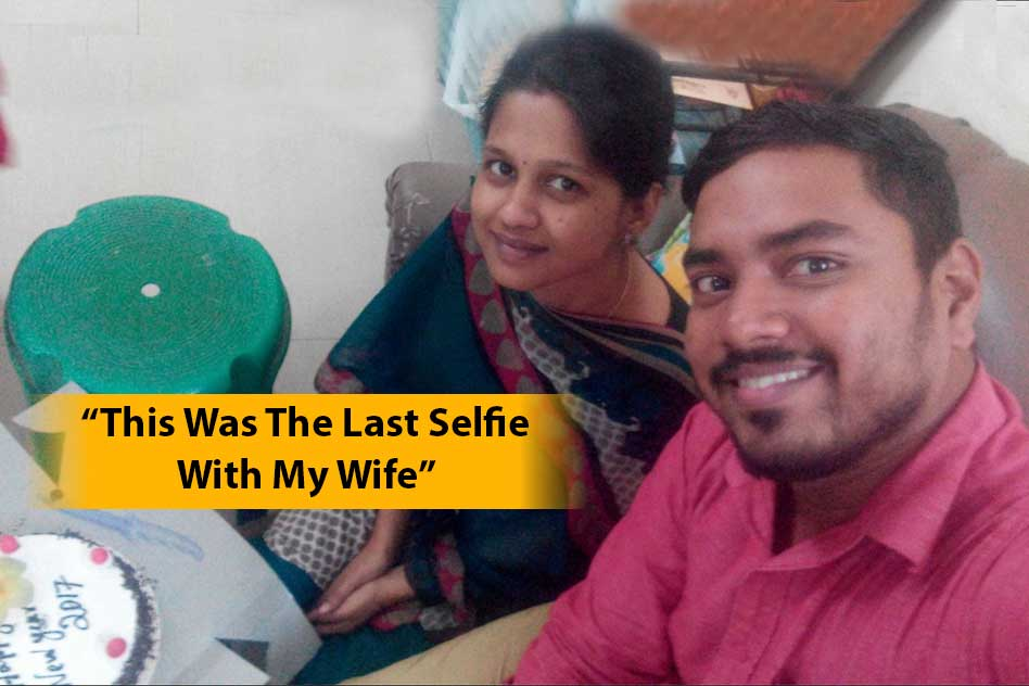 My Story: I Lost My Beautiful Wife & The Doctors Handed Me The Body Of My 4-Month-28-Day Old Baby