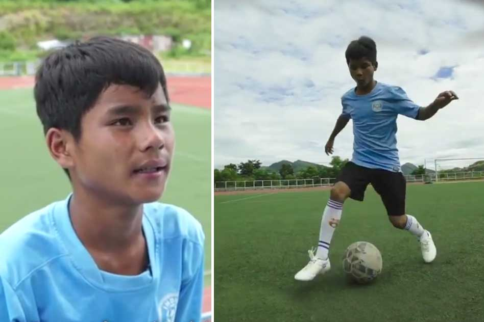Indian Youngster From Mizoram Selected To Train In Germany For Six Years