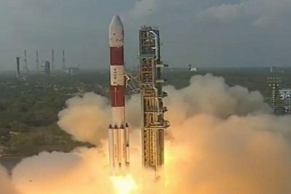 ISRO Scripts History, Launches A Record 104 Satellites In A Single Mission Today