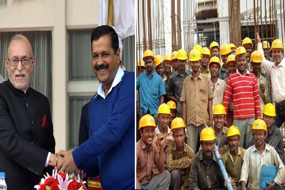 For First Time In 22 Years, Minimum Wage In Delhi Hiked; 37% Increase For Labourers