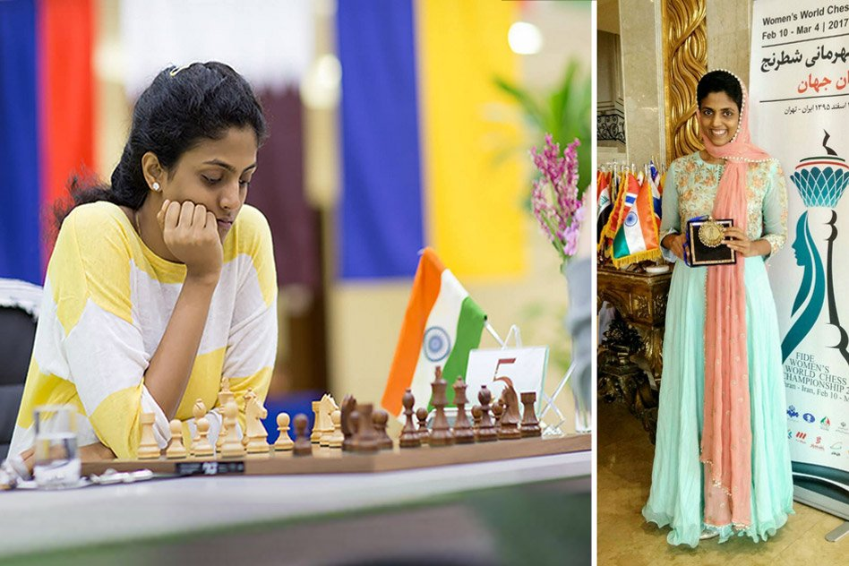 World Chess Championship Bronze Medal Winner Returns To India To A Lonely Reception