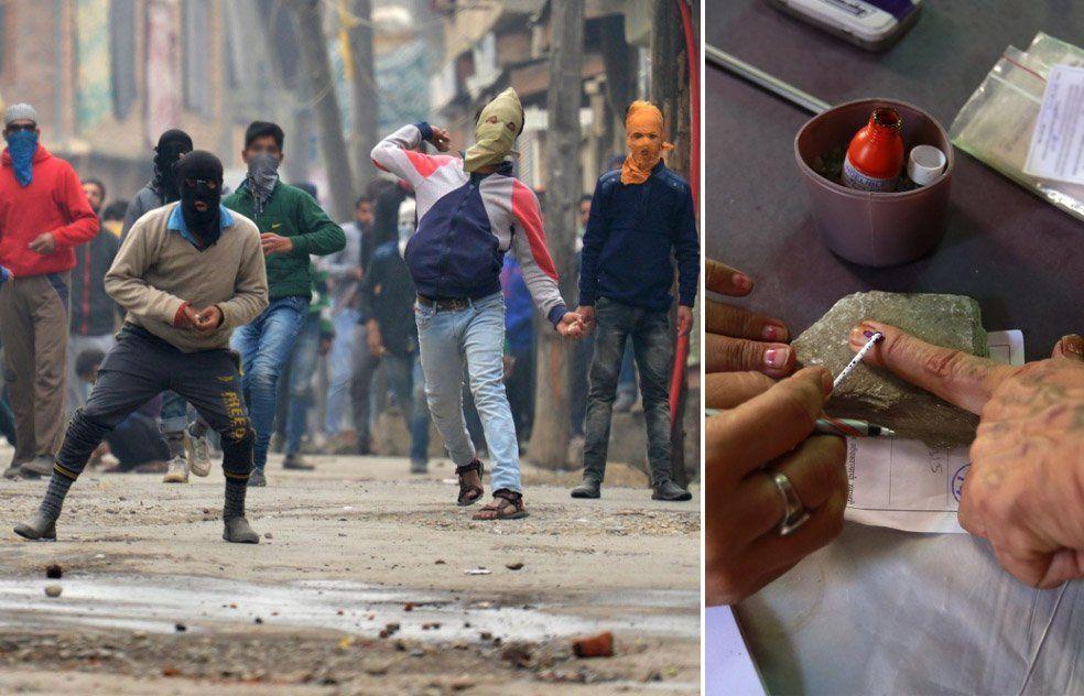 Kashmir Election: 8 Die In Violence, Voter Turnout At Historic Low