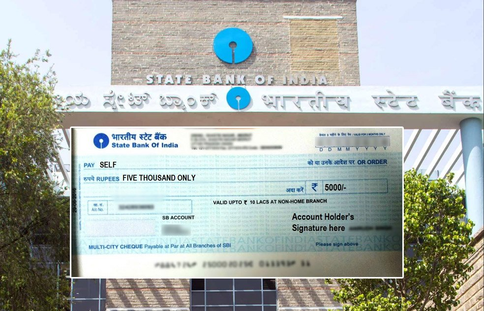 From This Month, SBI Card Users Need To Pay Rs 100 On Cheque Payments Less Than Rs 2000