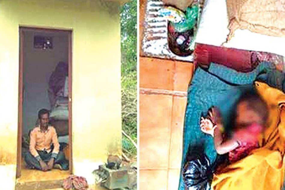 Odisha: Due To Poverty, Homeless Tribal Family Forced To Live In A Swachh Bharat Toilet