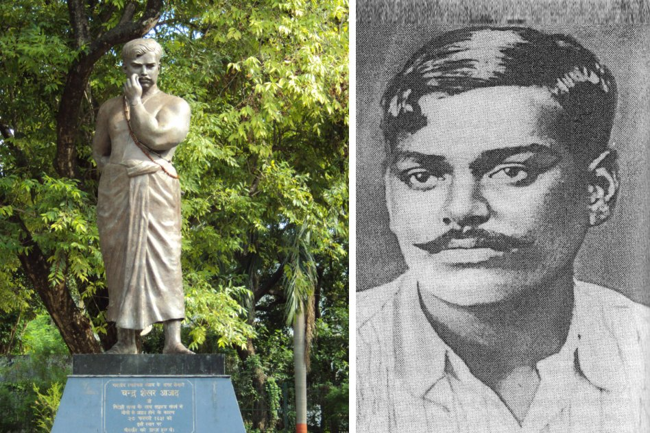 Remembering Chandra Shekhar Azad On His 87th Death Anniversary