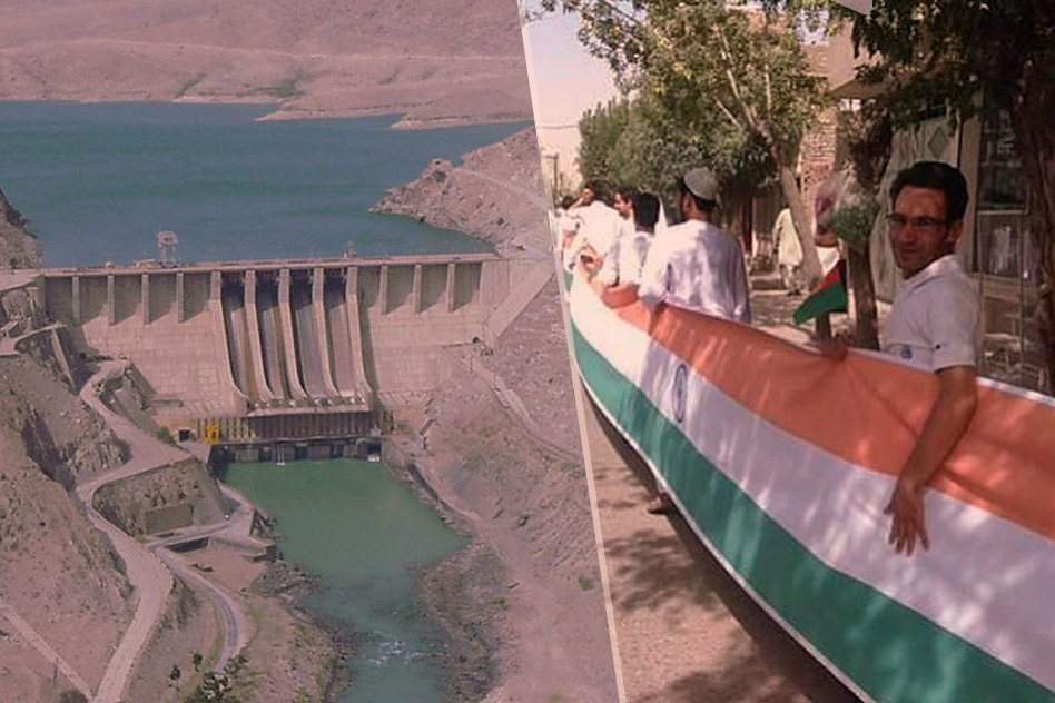Afghans Carried 100 Metre Long Tricolour To Thank India For Re-Building The Salma Dam