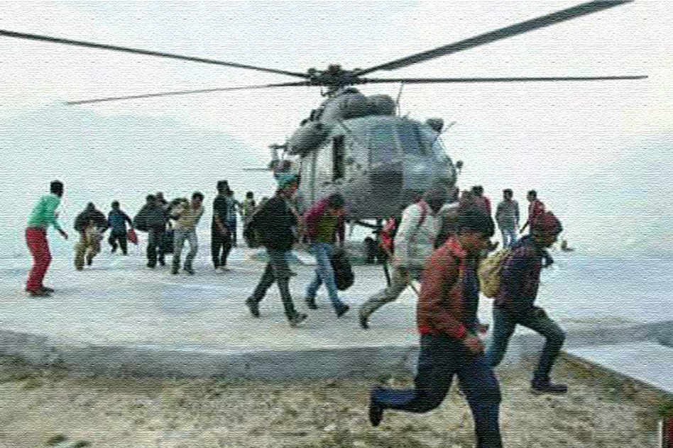 Fact Check: No, Uttarakhand Govt Wont Charge For Helicopter Rides During Rescue Missions