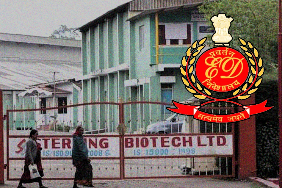 Sterling Biotech Director Defaults On A Loan Of Rs 5,300 Cr, Enforcement Directorate Files Chargesheet