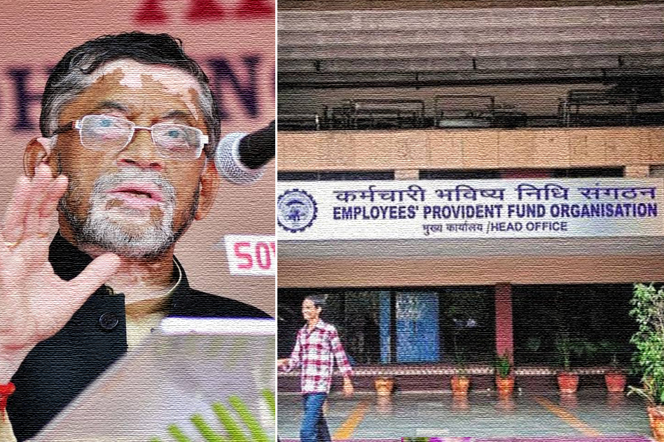 Total Amount Invested By EPFO As On June, 2018 Is Rs. 48,946 Cr : Labour Minister