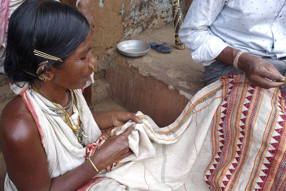Odisha: Kapdaganda Shawls Of Dongria Kondhs In Need Of Revival