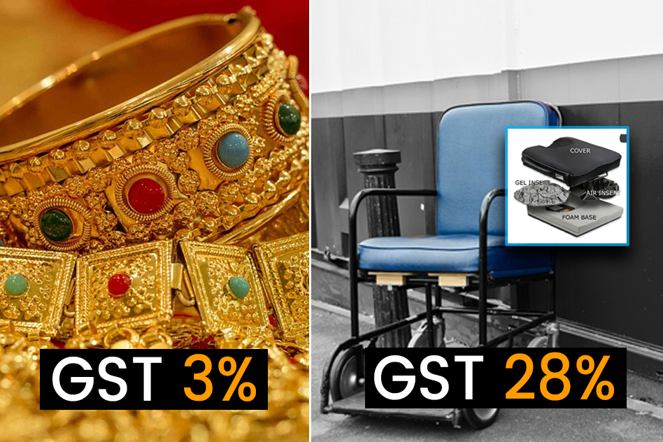 Why Impose Luxury GST Rate On Wheelchair Parts And Accessories?