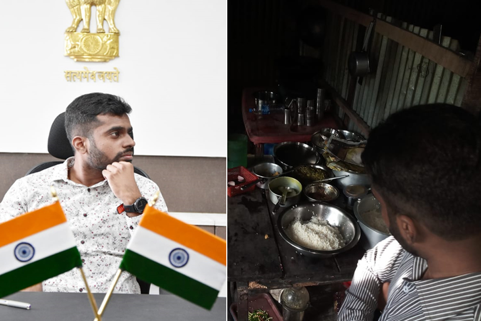 """WB: """"Fungus Infected Food, Cockroach Encroachment Found In Restaurants Says IAS Officer Making Sure Of Food Safety"""