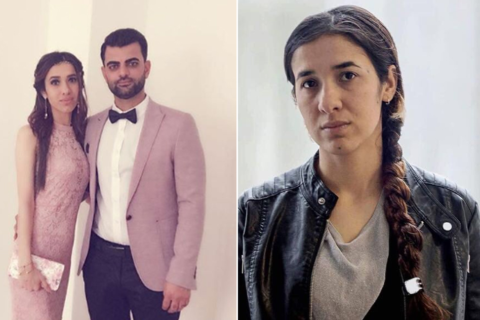 ISIS Sex Slave To Marry The Man Who Helped Her Escape