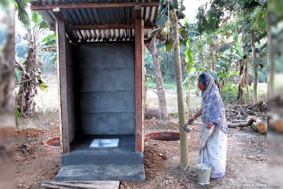 102-Year-Old Woman Sells Her Goat For Rs 22,000 To Build Toilet At Home