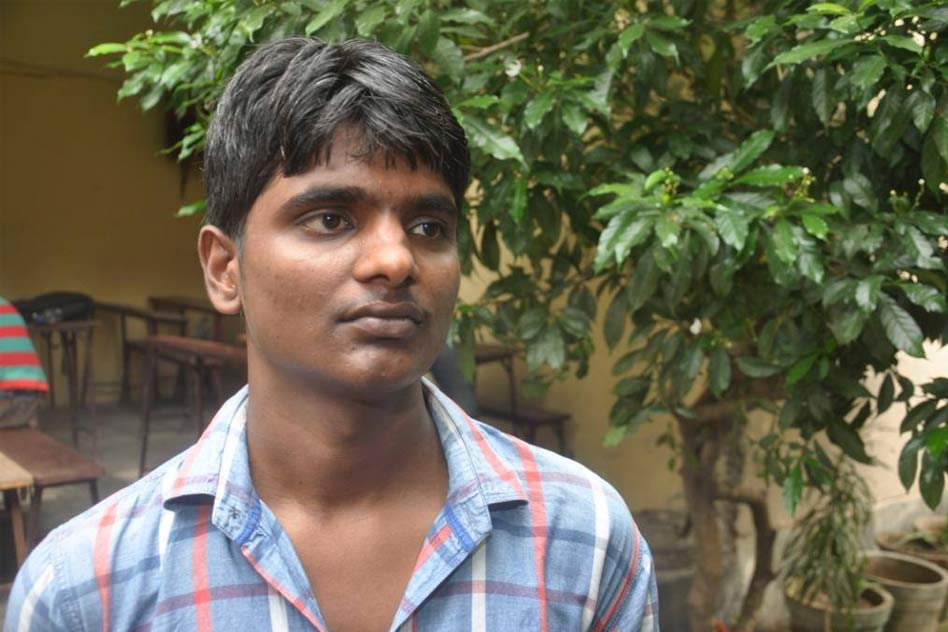 Once A Child Laborer, Now An IITian