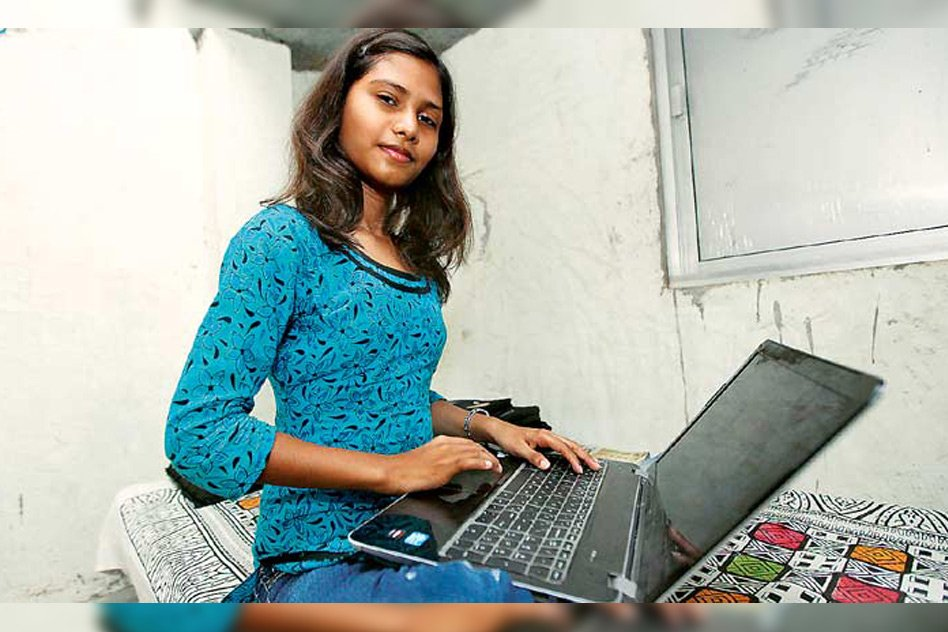 15 Yr Old Girl, Indias Youngest MSc. From The Same College Where Her Father Is A Sanitation Worker