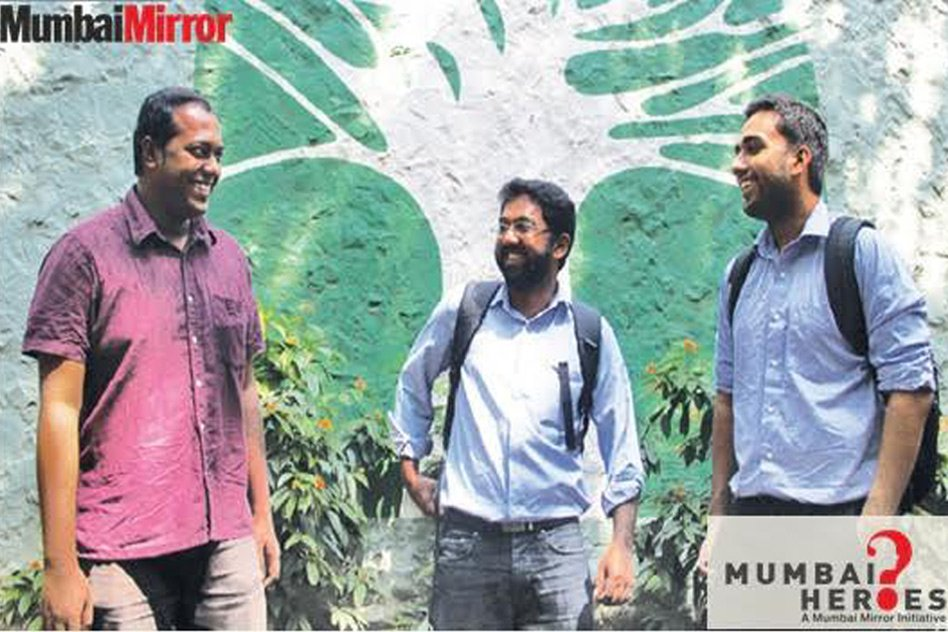 Three Engineers Gave Up Lucrative Jobs To Clean Mumbai