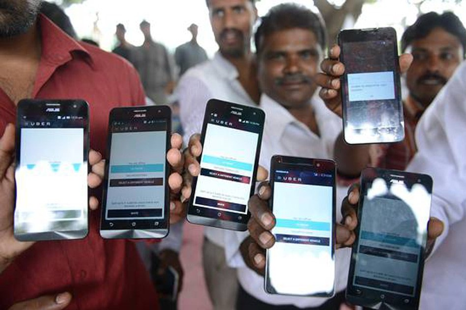 Govt. Introduces First Guidelines for Uber, Other Ride-Hailing Apps