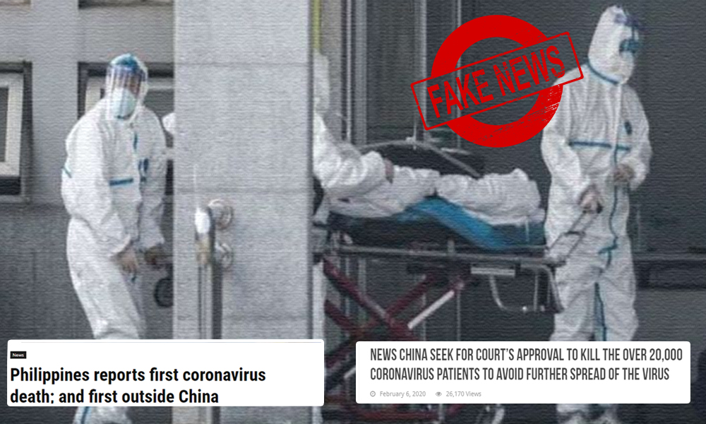 Fact Check: No, China Is Not Moving Court To Kill 20,000 Coronavirus Patients